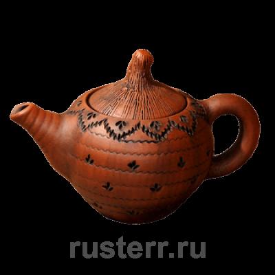 "Чайник ""Клубничка"""