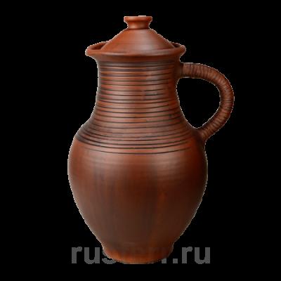 """Кувшин """"Размерный"""" т.1 (с кр.)"""