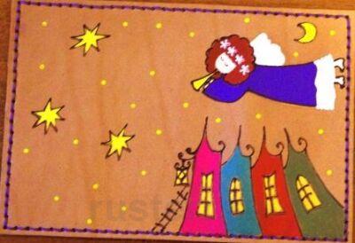 """Обложка для паспорта """"Принцесса"""""""