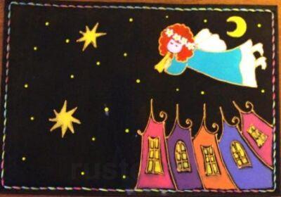 """Обложка для паспорта """"Принцеса-2"""""""